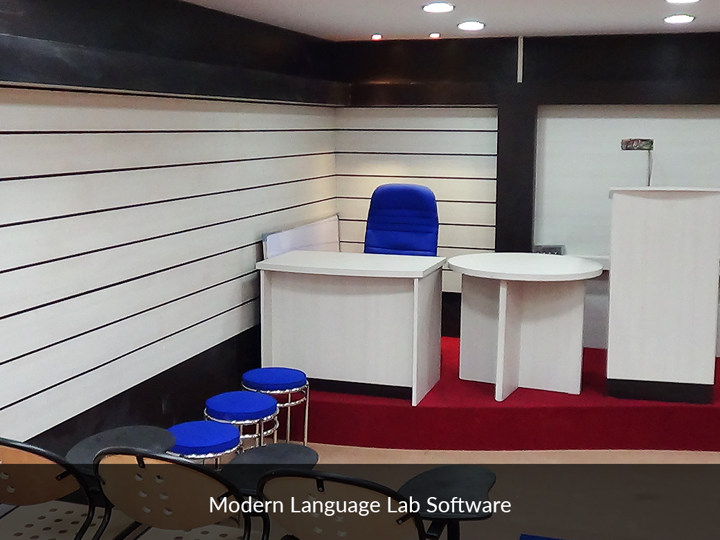 Modern Language Lab Software