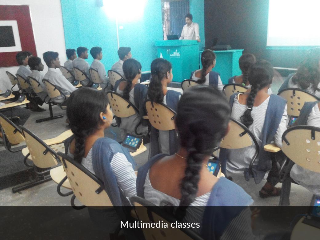 Multimedia Classes