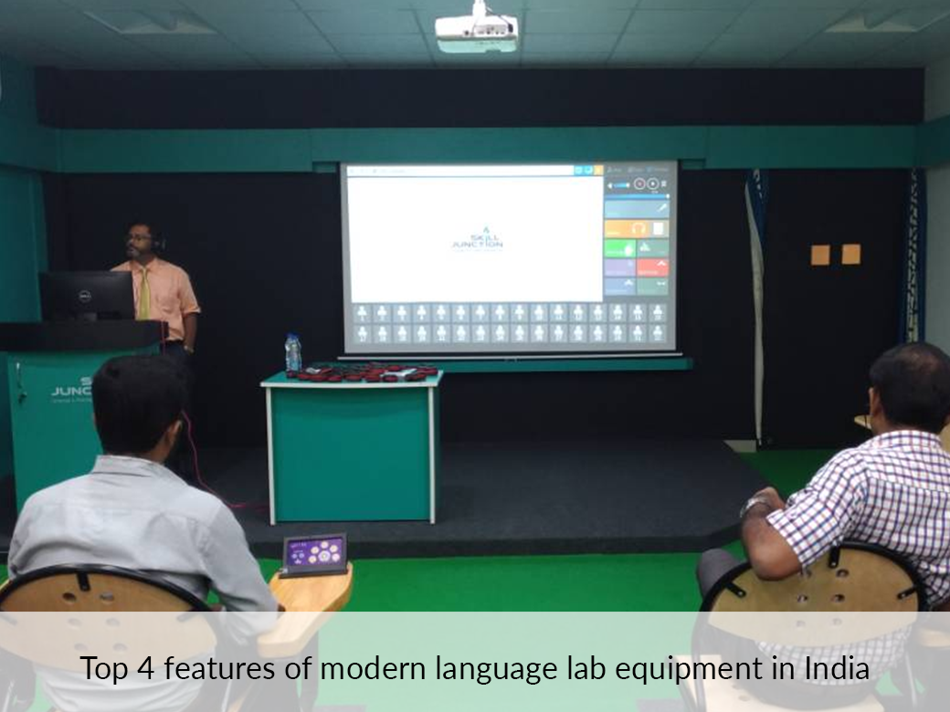 language lab equipment