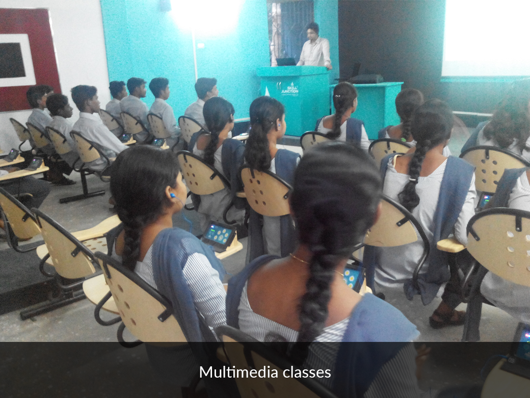 Multimedia Classes